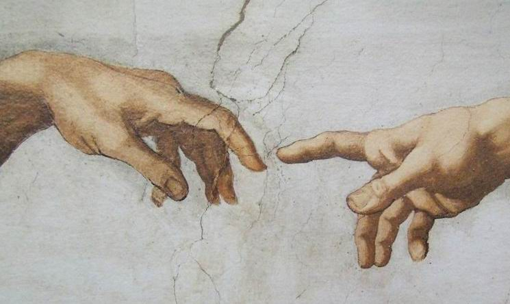 The Creation, Michelangelo (Sistine Chapel)
