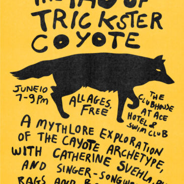 The Tao of Coyote Friday June 10th