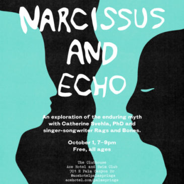 Narcissus and Echo: How do you come to know yourself? See yourself?